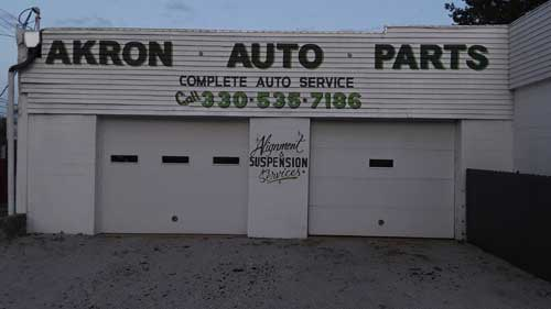Akron Auto Parts and Service